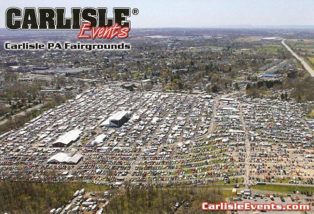 Signs You Live In Carlisle PA - Carlisle pa spring car show